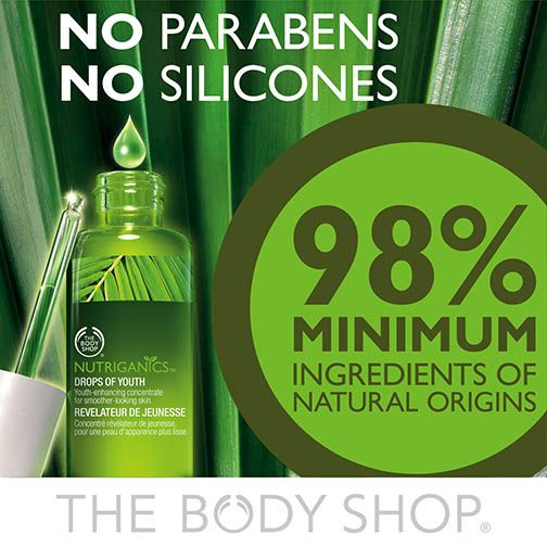 Our proudly certified organic skincare range for a reason.