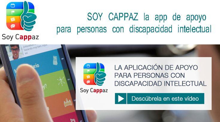 SOY CAPPAZ la app de apoyo para personas con discapacidad intelectual