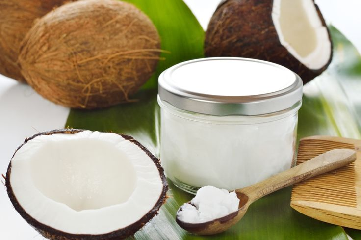 Coconut Oil:  An excellent moisturizer, coconut oil is naturally antibacterial and anti fungal.