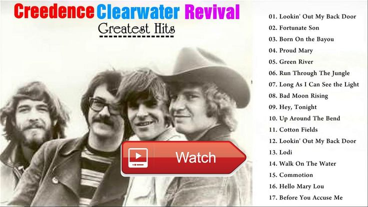Creedence Clearwater Revival Greatest Hits CCR Playlist Live Collection  Creedence Clearwater Revival Greatest Hits CCR Playlist Live Collection