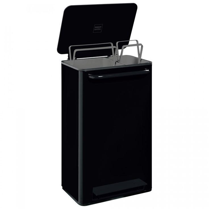 1000 id es propos de poubelle rectangulaire sur - Poubelle de table design ...