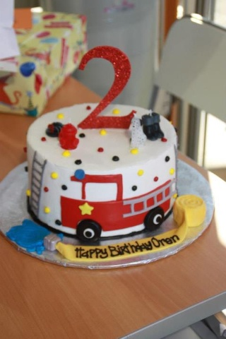 fire truck birthday cake 27 best images about firetruck on themed 4071