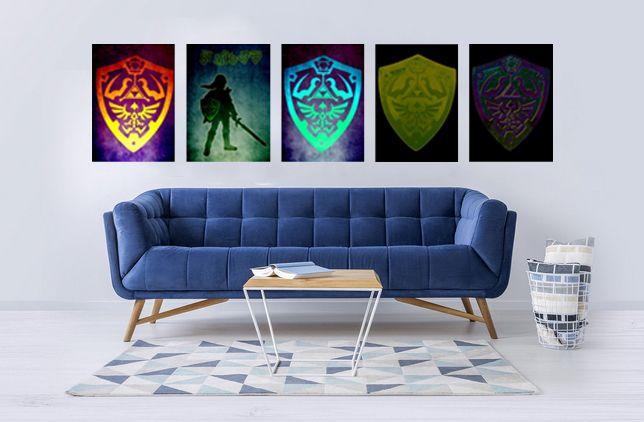 Zelda Posters gifts for true Gamers only!!! #gaming #shields #fantasy #zelda #game #poster #geek #nerd  #home #decor #mancave #kids #Illustration #geekgifts #nerdgifts #gamer #gamingposters #metalprint #gamergifts #displate #poster #kidsroom #zeldafans #legendofzelda #games #videogames