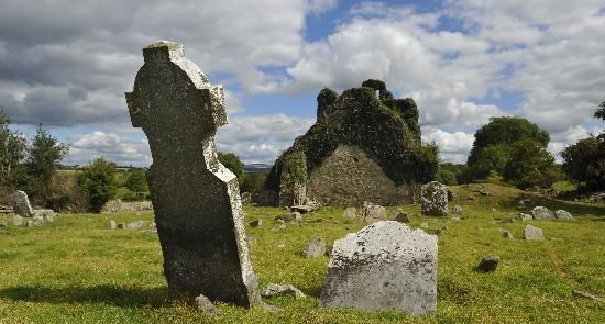 """Jerpoint Park, Thomastown: """"One of Irelands's best examples of a deserted 12th century medieval town""""  Also the site of St. Nicholas' grave.  Santa Claus!"""