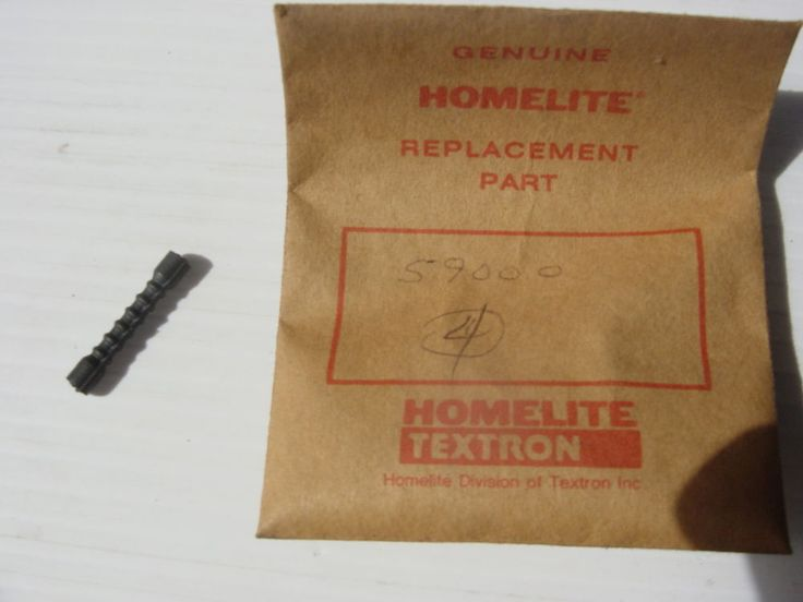 Homelite Chainsaw Oil Pick Up Hose  59000 XL-12 Old Blue  #Homelite