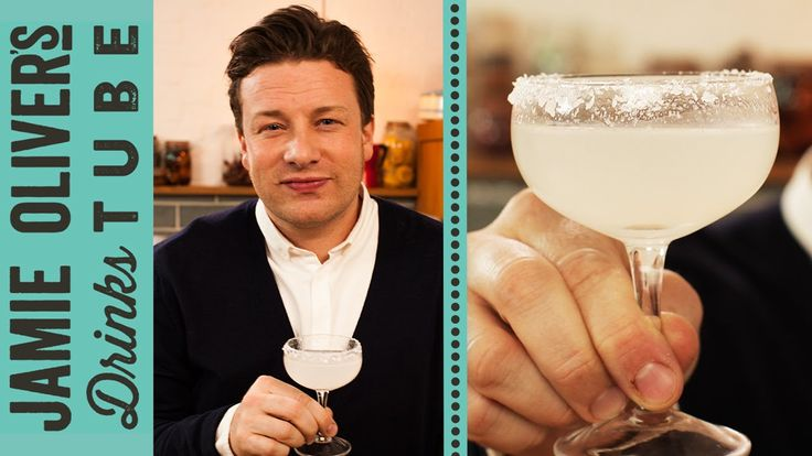 Margarita Cocktail made by Jamie Oliver. Less than 3 mins to make a delicious boozy treat.
