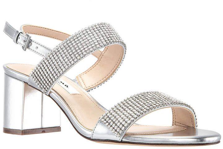 Nina Naomi Block Heel Sandals Women Shoes | Dress, heels