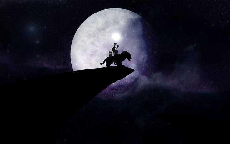 Priestess of the Moon Wallpaper, more: http://dota2walls.com/mirana/priestess-of-the-moon