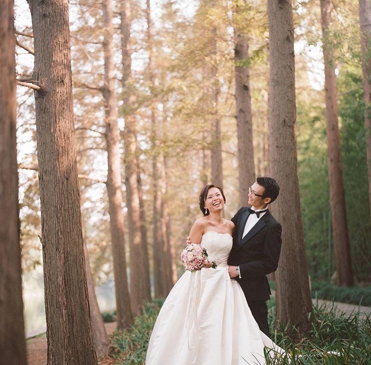 Singapore Wedding Photographers Who Shoot on Film