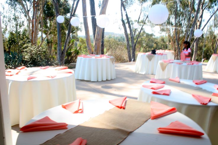 We Were Still Setting Up For This Wedding Ivory