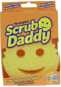 Puhdistussieni Scrub Daddy