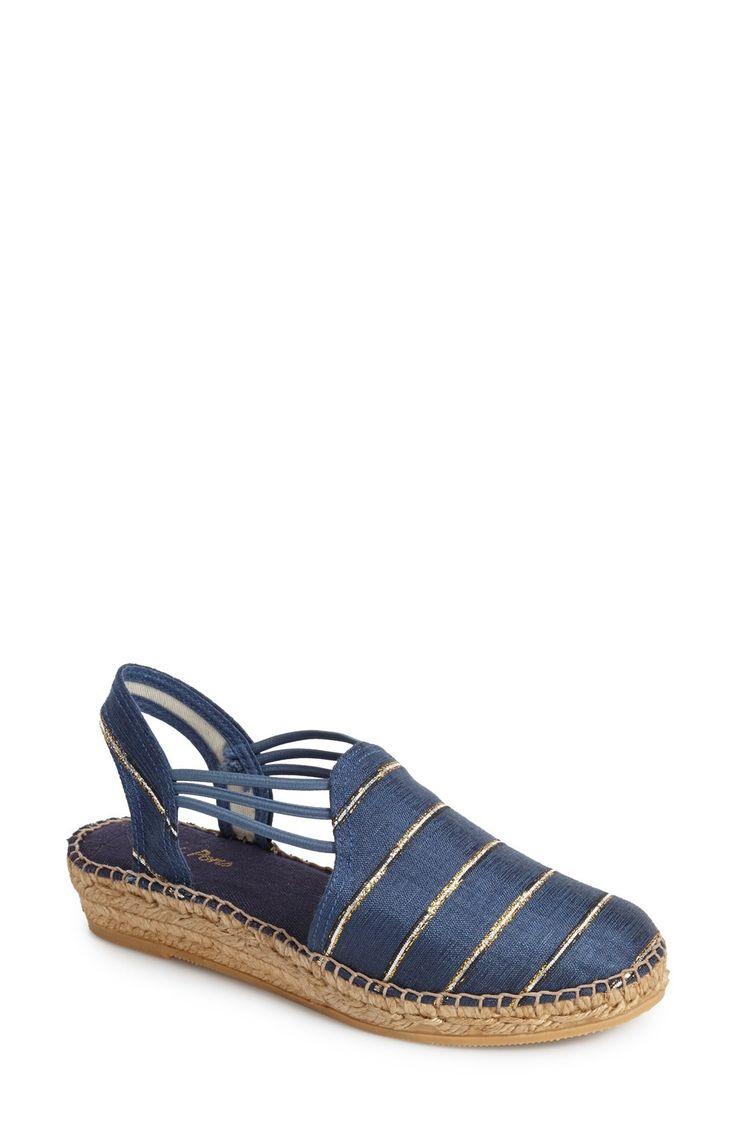 New TONI PONS 'Nantes' Silk Stripe Sandal online. New TONI PONS Sandals. [$114.95] SKU GSMT78745WZJY33925