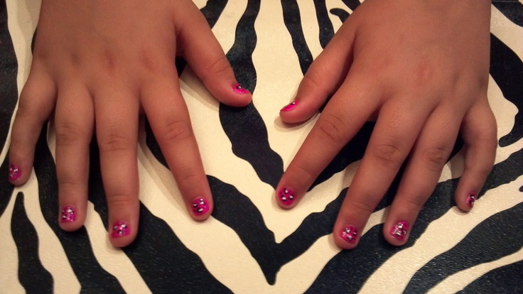 cheetah on kiddie nailsTouch Boutiques, Nails Glam, Kiddie Nails, Facebook Ads, Ads Touch