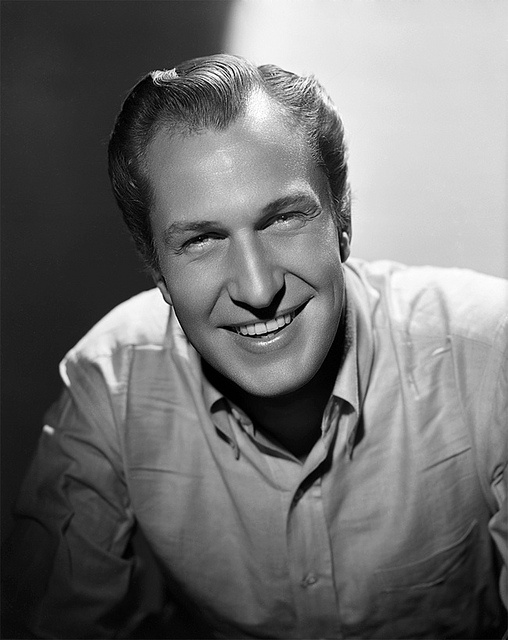Vincent Price without his mustache