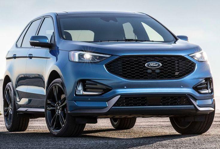 2019 Ford Edge ST  #2019FordEdgeST