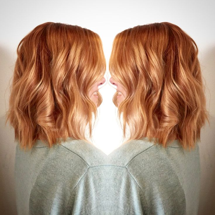 Copper Balayage by Jordan