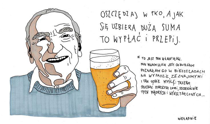 #mądrość #pan #władysław #nieładnie #nieladnie #nieladnierysuje #ilustracja #rysunki #kamila #szcześniak #illustration #drawing #sketching