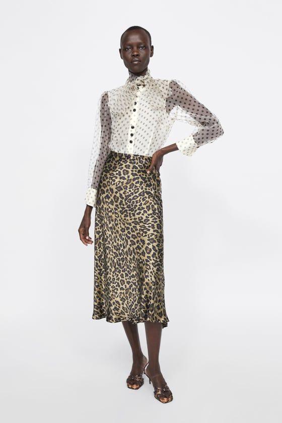 7fb7220e2830e9 BLUSA ORGANZA LAZO in 2019   Fashion Wishlist   Blouse, Blouse ...