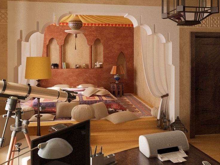 144 Best Moroccan Bedroom Images On Pinterest | Moroccan Style, Moroccan  Interiors And Moroccan Decor