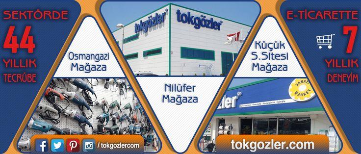 Sektörde 44 Yıllık Tecrübe. E-Ticarette 7 Yıllık Deneyim. facebook.com/tokgozlercom twitter.com/tokgozlercom pinterest.com/tokgozlercom instagram.com/tokgozlercom - tokgozler.com