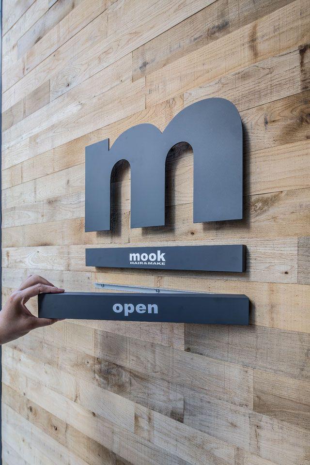 mook|美容室 デザイン|大阪 店舗 内装