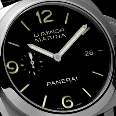 Panerai 312 - Luminor Marina 1950 3 Days Automatic.  I think I'm in love.