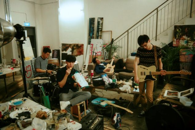 Singapore's Indie-dance 4-piece M1LDL1FE share new track 'How You Forget'WithGuitars