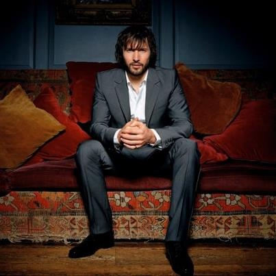 this man literally creates the best music in the entire world. i listen to my james blunt album on repeat, over and over and over again.