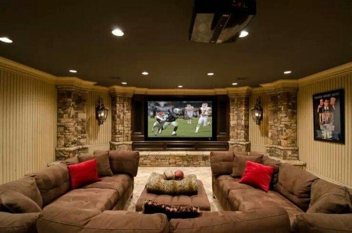 Cool basement idea