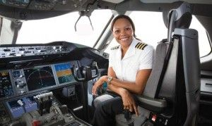 Soaring High! – Jamaican woman pilots one of the world's most advanced aircraft! | The Jamaican Blogs