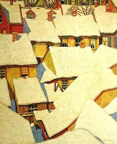 ROOFTOPS - A.J. Casson