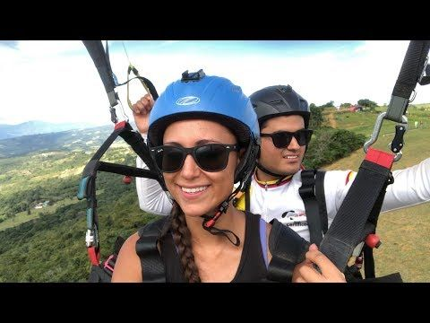 Colombia Extreme Sports  SP - 3 Seeing Colombia and