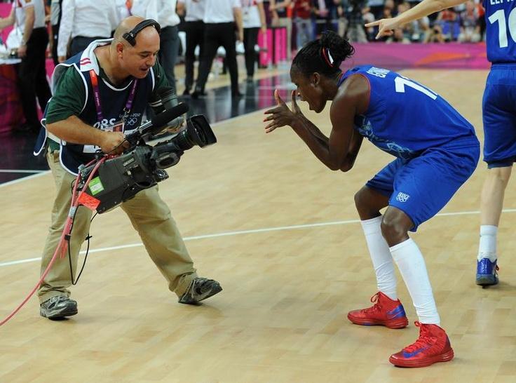 La France en finale des Jeux Olympiques