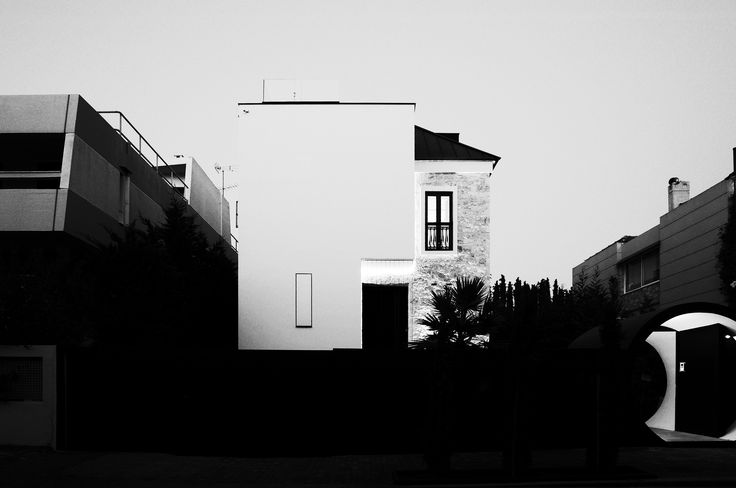 #Architizer #Architizerawards #Architecture #Colour #Dream #House #Modern #Conceptual #Design #Black&White #Kipseliarchitects