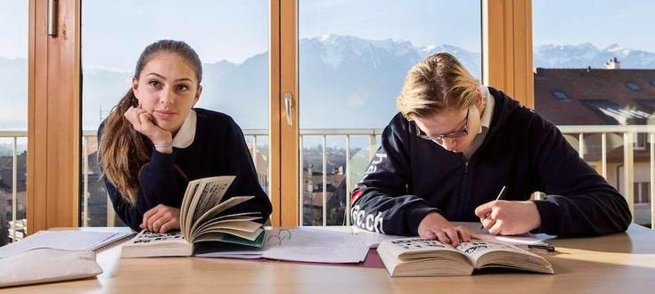IB diploma in Switzerland 100 % bilingual, 100 % boarding A unique bilingual IB diploma program with residence at Chantemerle! #topschool #bestschool #boardingschools #Swissboardingschool