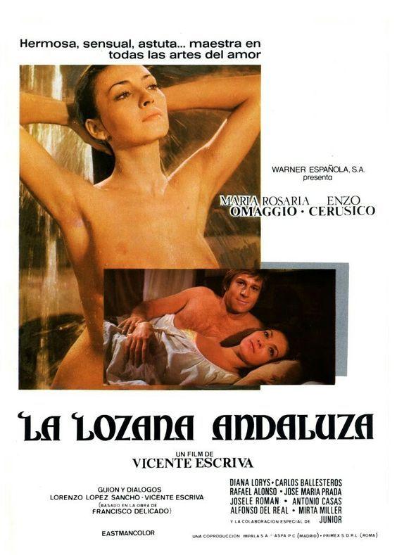 La lozana andaluza (1976) de Vicente Escrivá - tt0074824