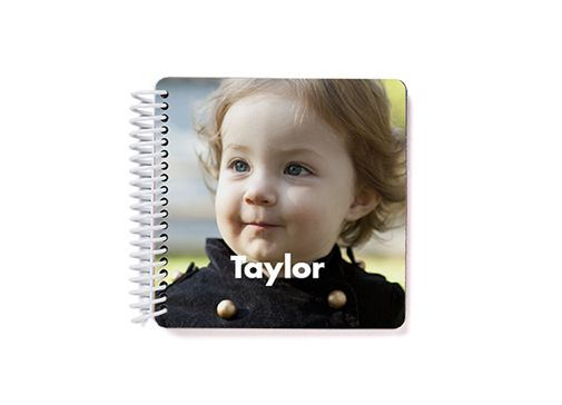 Image of Mini Storybook of Names & Faces (Matte)