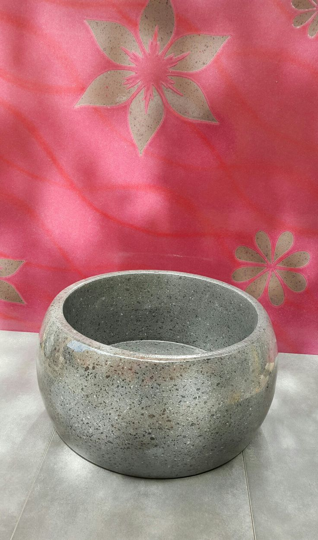 Glazed lava stone by lavapreziosa.com