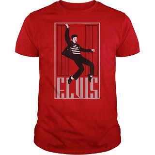Amazing Elvis Presley T Shirts