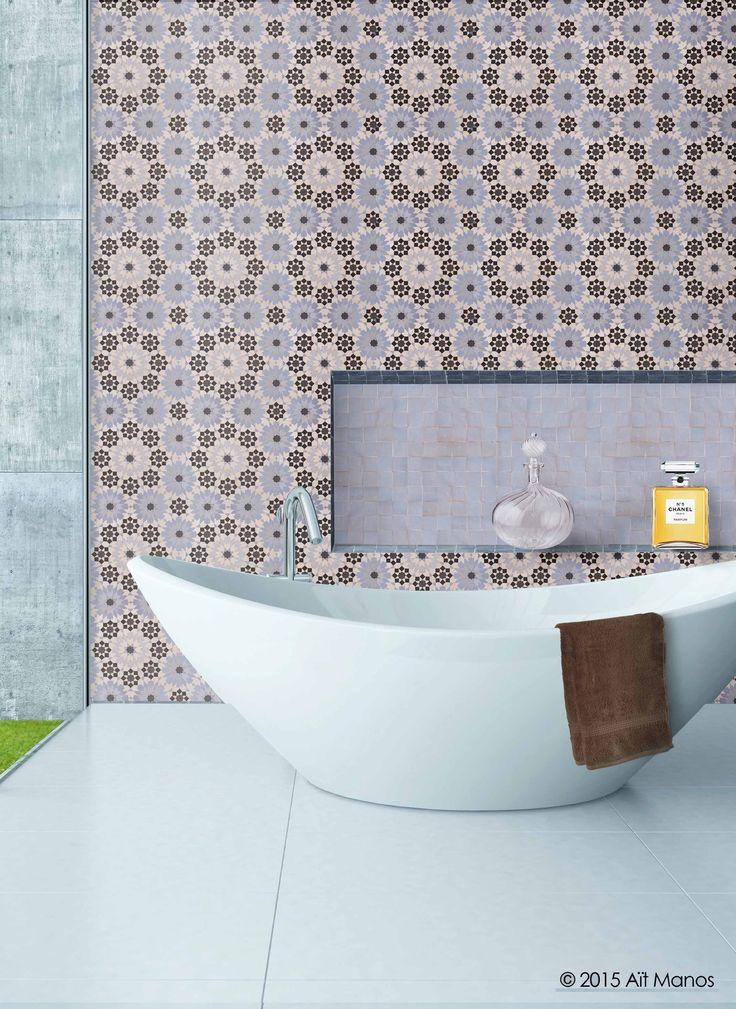 Die besten 25+ Zellige salle de bain Ideen auf Pinterest | Zellige ...