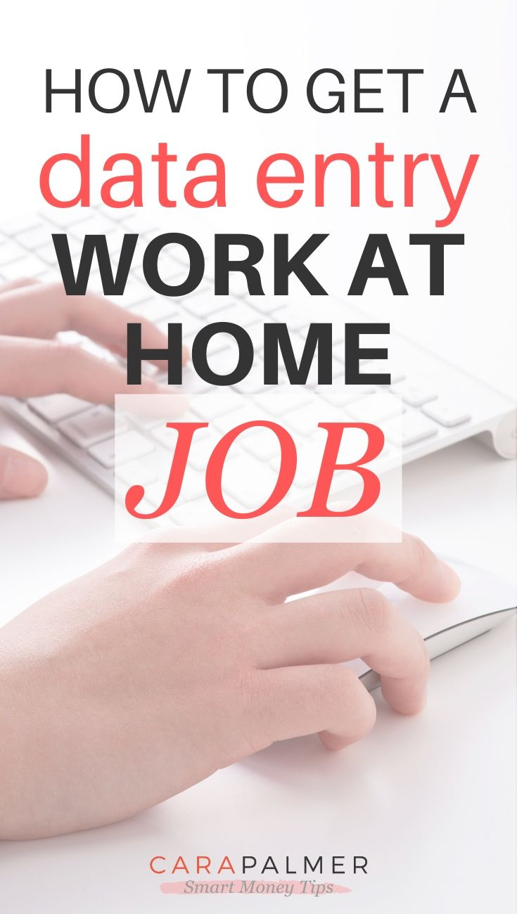 10 Awesome Ways To Earn Money From Data Entry Jobs In 2020 Ways