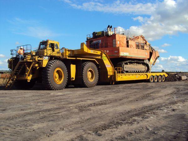 Mining Transport – Trailer Manufacturers – Drake Trailers