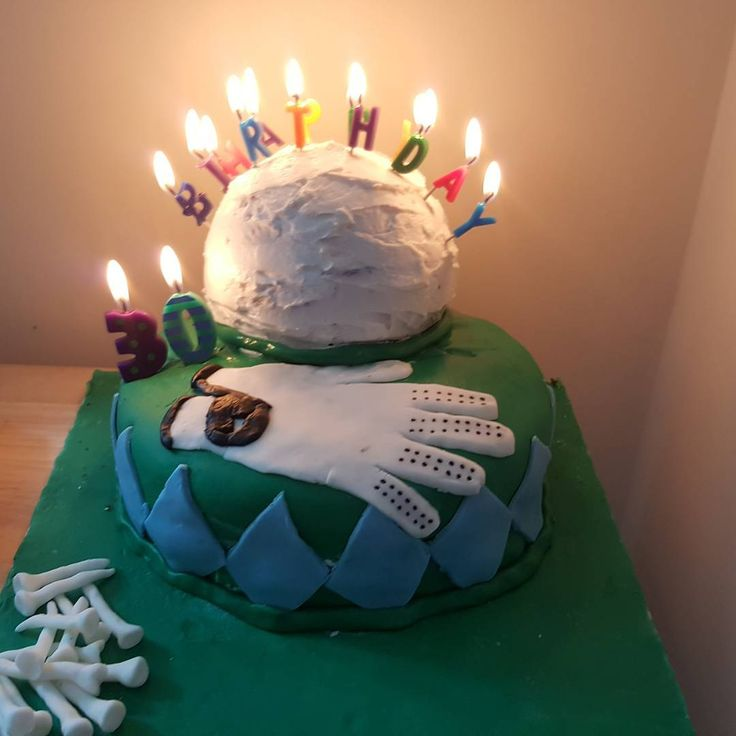 Celebrating a golf lovers birthday with this cake. We are particularly proud of the glove! #golf #golfparty #teeparty #tees #golfideas #cake #cakedecorations #cakedecor #golfcake #golfcupcakes #golflife #golfdays #golfie #golfboys
