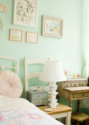 Colorful Bedroom Ideas For Your Kawaii