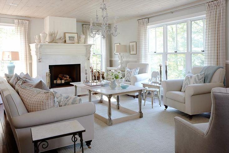 Living Room | Sarah Richardson Design