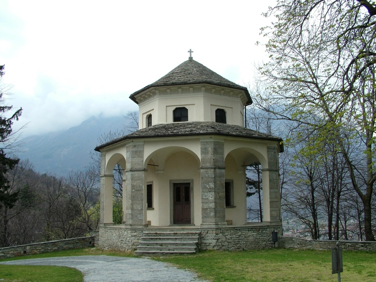 ♕ℛ. UNESCO. ITALY. The Sacro Monte and Calvary, Domodossola