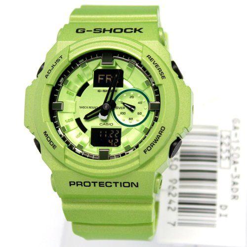 """[CASIO] GA-150A-3AJF mens CASIO watches g-shock """"[limited edition] - #Casio #G-Shock #GA-150A #Watches http://watchesforsaleonline.blogspot.ro/2016/01/casio-g-shock-ga-150a-watches.html"""
