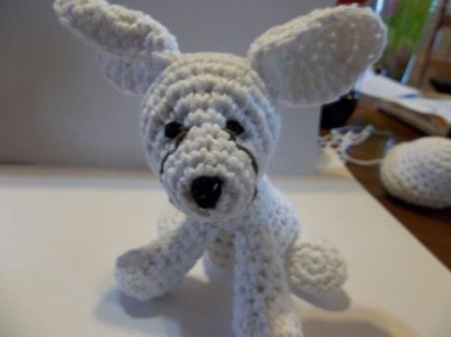 Free Amigurumi Dachshund Pattern : Best free dog crochet patterns images crochet