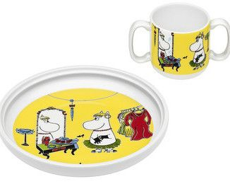 Children's Crockery Set: Moomin, Role Play