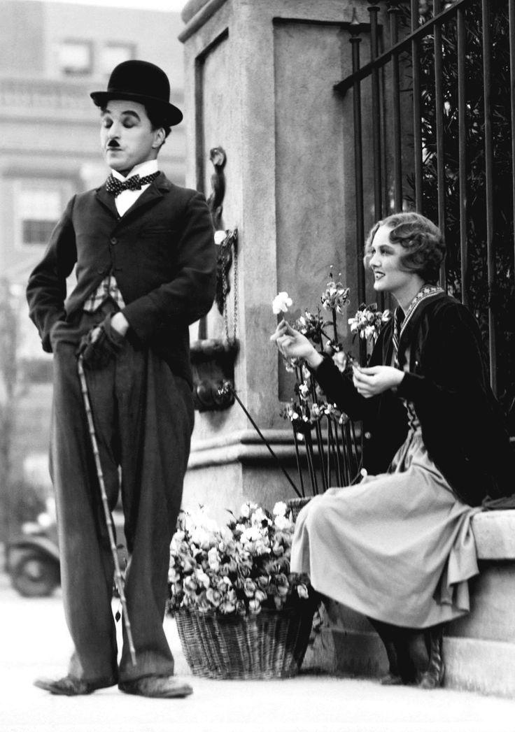City Lights, 1931   Movies   Pinterest
